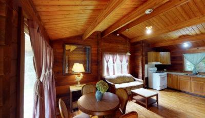 Lehua Cabin, Kokee State Park 3D Model
